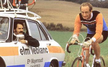 Le vélo de Ghislain Lambert